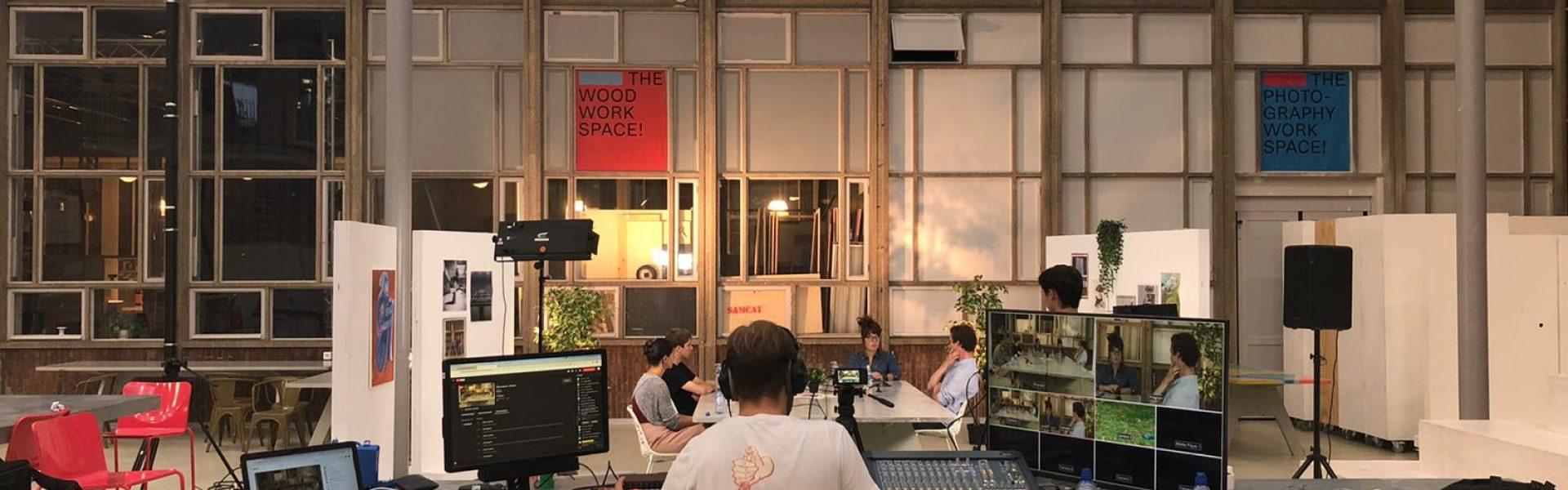Livestream HKU Salon 2