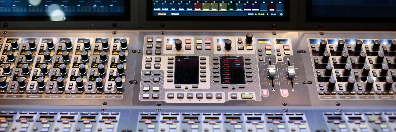 Tease Music Mixing Desk